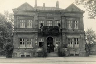 Die Alte Post in Büren