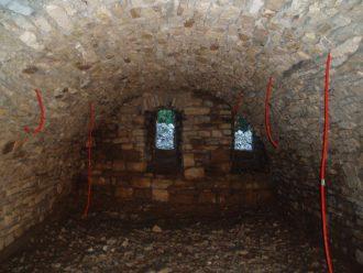 Hexenkeller der Burg Ringelstein