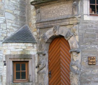 Wewelsburg Westflügel