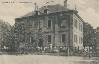 Die Gehörlosenschule 1916