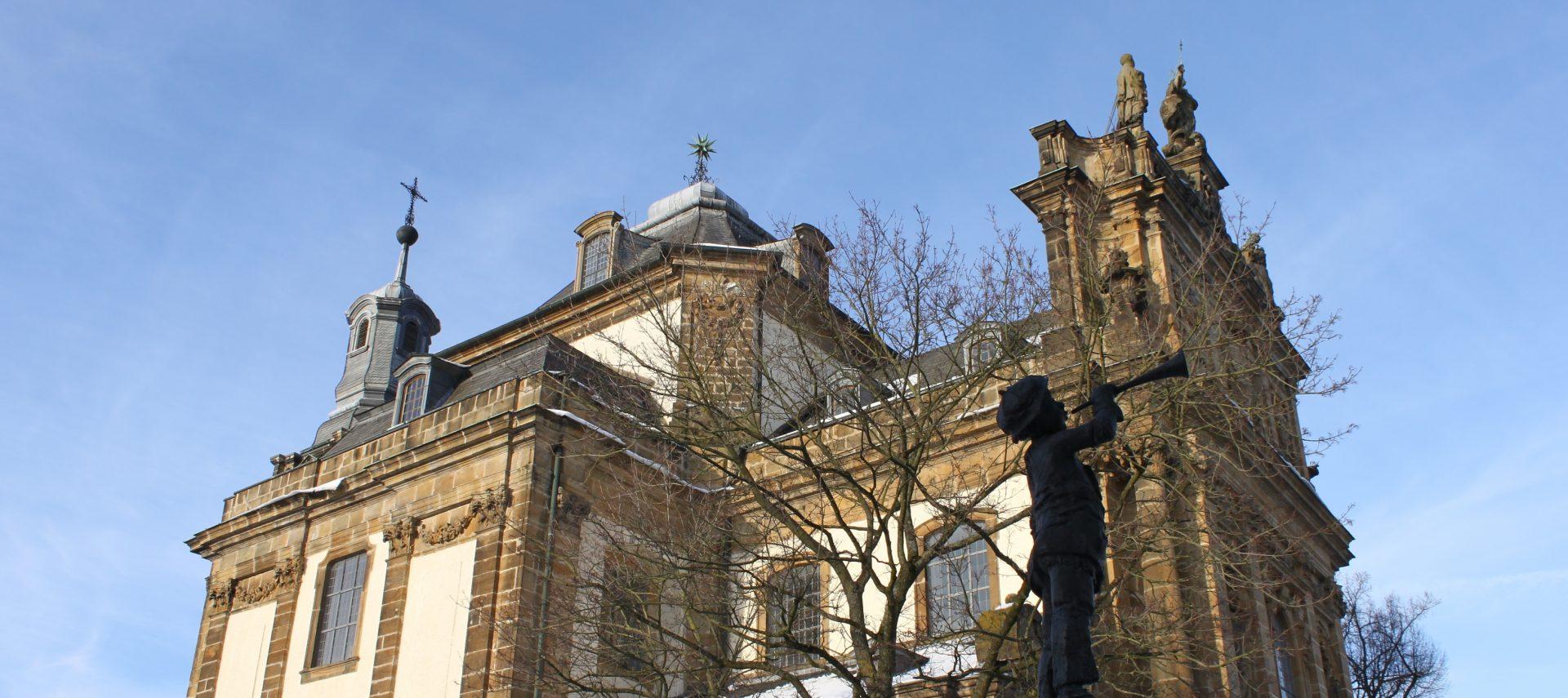 Jesuitenkirche Außenansicht