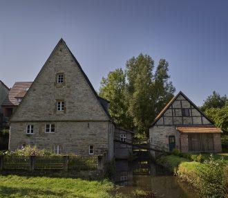 Mittelmühle und Bohrmühle